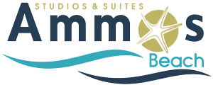 Ammos Beach Studio & Suites logo