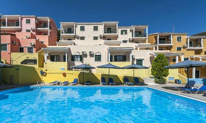 Προσφορά από 140€ ανά διανυκτέρευση με Ημιδιατροφή ή ALL INCLUSIVE για 2 ενήλικες (και 1 παιδί έως 2 ετών) στο 4* Corfu Residence εικόνα