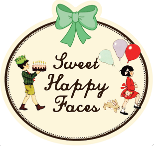 Sweet Happy Faces logo