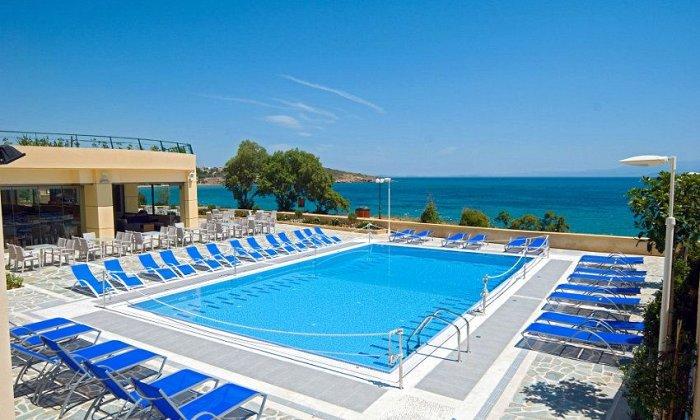 Προσφορά από 516€ για 5 διανυκτερεύσεις με πρωινό για 2 ενήλικες (και 1 παιδί έως 5 ετών) στο 4* Aegean Dream Hotel εικόνα