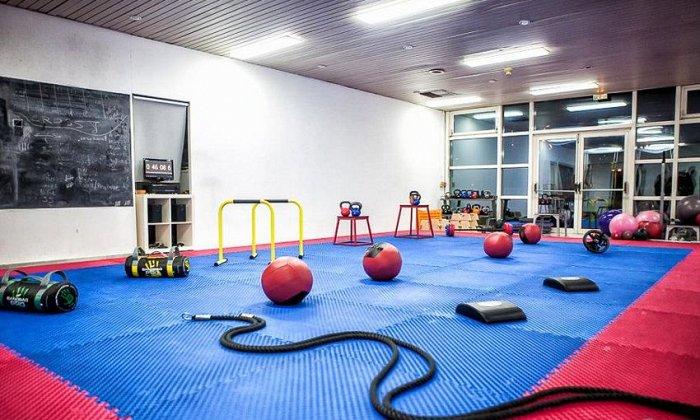 25€ για 1 μήνα συνδρομή στο πρόγραμμα FiTathlon Cross Training(stretching, yoga, pilates, TRX, βάρη), από το Arena OAKA Stadium στο Μαρούσι εικόνα