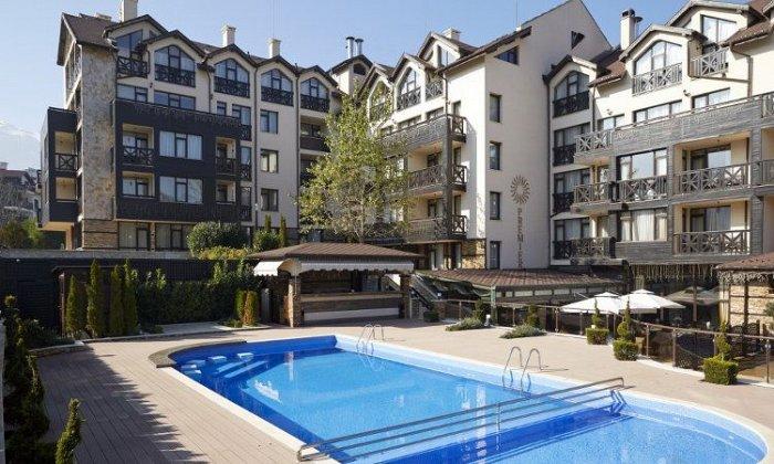 Προσφορά από 94€ ανά διανυκτέρευση με πρωινό ή Ημιδιατροφή για 2 ενήλικες (και 1 παιδί έως 6 ετών) Ισχύει από 1/12 έως 21/12 στο 5* Premier Luxury Mountain Resort εικόνα