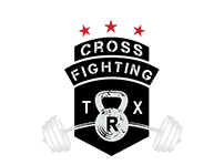 Crossfighting Fitness Club logo