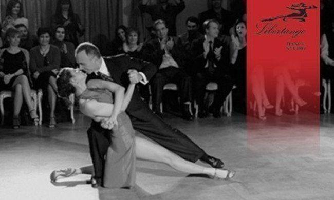 """4€ για 12 ώρες Αργεντίνικου Tango διάρκειας 1 μήνα, για αρχαρίους, στη σχολή """"Libertango Dance Studio"""" στο Κουκάκι"""