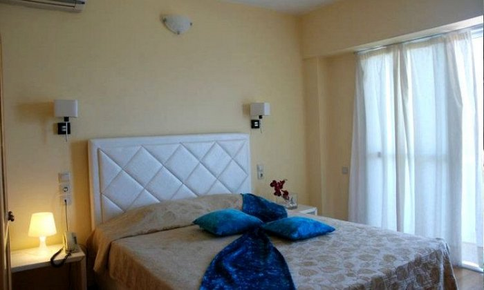 Προσφορά από 45€ ανά διανυκτέρευση (Κυρ. - Πέμ.) με πρωινό για 2 ενήλικες (και 1 παιδί έως 10 ετών) στο Hotel Rodini Beach εικόνα