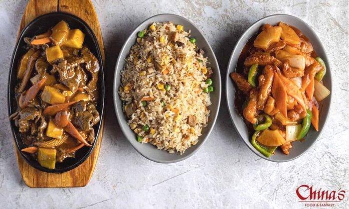 China's Food & Fantasy | Νέα Σμύρνη εικόνα