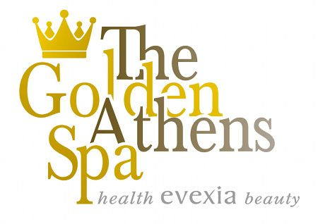 The Golden Athens Spa logo