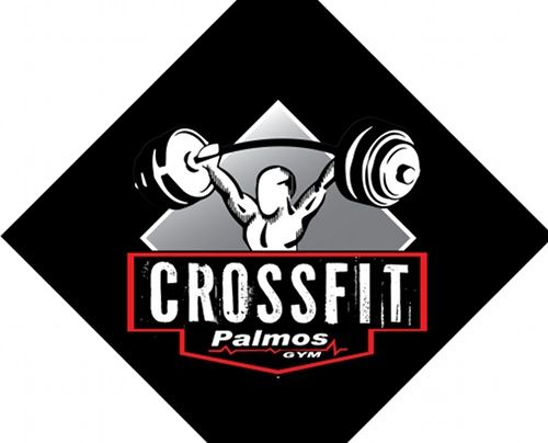 CROSSFIT by Palmos Gym logo