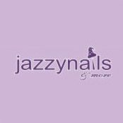 Jazzynails and More logo