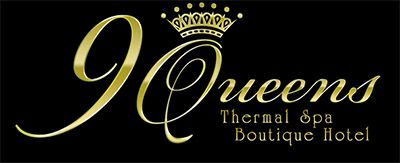 3* 9 Queens Spa Hotel logo