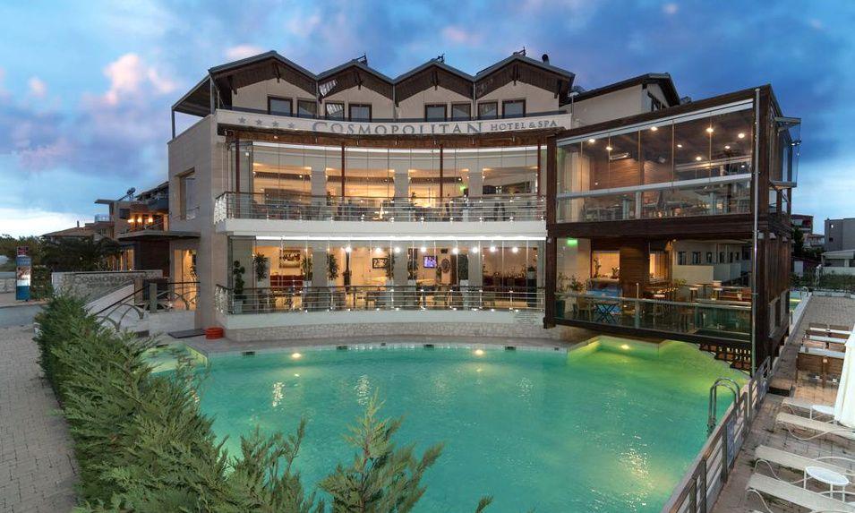 Cosmopolitan Hotel & Spa, Παραλία Κατερίνης