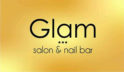 Glam Salon and Nail Bar logo