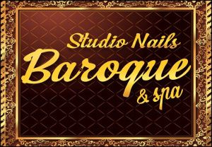Baroque Studio Nails & Spa logo