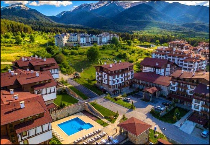 Προσφορά 28η Οκτωβρίου από 42€ ανά διανυκτέρευση με πρωινό για 2 ενήλικες και 1 παιδί έως 2 ετών Ισχύει για 28η Οκτωβρίου στο 4* Green Life Ski & Spa Resort εικόνα