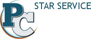 Pc Star service logo