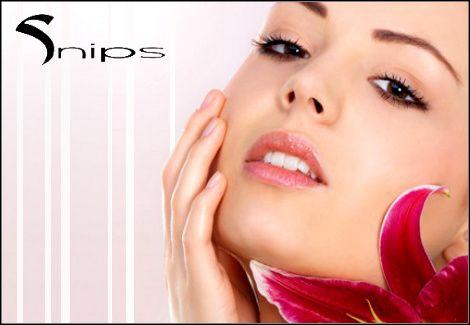 10€για 1 ολοκληρωμένη περιποίηση προσώπου που περιλαμβάνει καθαρισμό, serum, peeling και μάσκα ενυδάτωσης, από το Snips Hair Salon στο Περιστέρι, αξίας 50€ - έκπτωση 80%