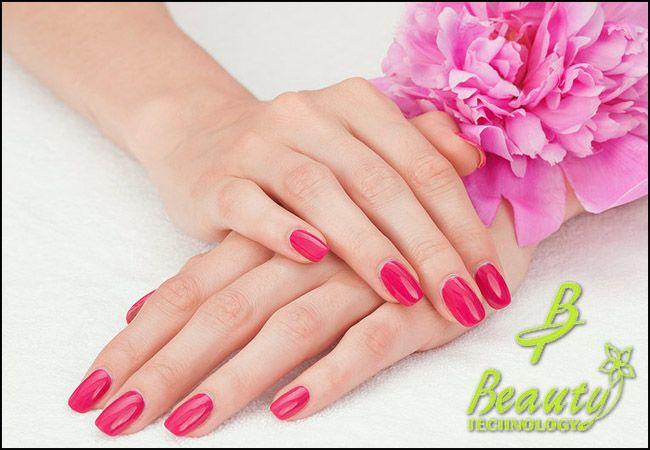 Ολοκληρωμένο manicure (απλό ή γαλλικό) με ημιμόνιμη βαφή Shellac, από το Beauty Technology στην Αγία Παρασκευή εικόνα
