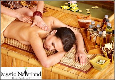 Ολιστικό μασάζ προσώπου και σώματος & Reiki εικόνα