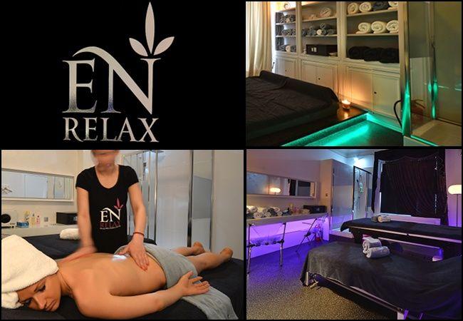 1 full body χαλαρωτικό massage με κρέμα Ginger και πρωτεΐνες μεταξιού, από το πολυτελές EN RELAX στο Κολωνάκι. εικόνα