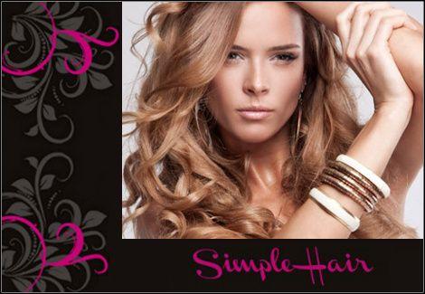 17€για (1) λούσιμο, (1)βαφή σε όλο το μήκος μαλλιών, (1) μάσκα κλειδώματος χρώματος και (1) χτένισμα απλό, από το Simple Hair στον Κορυδαλλό, αξίας 50€ - έκπτωση 66%