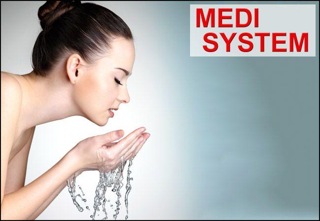 1 ολοκληρωμένο καθαρισμό προσώπου και θεραπεία ματιών σε 9 στάδια. εικόνα