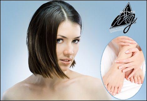 19€για (1) λούσιμο, (1) κούρεμα ή pedicure, (1) θεραπεία μαλλιών, (1) χτένισμα και (1) manicure, από τους ειδικούς του MG COIFFURES στα Ιλίσια, αξίας 62€ - έκπτωση 69%