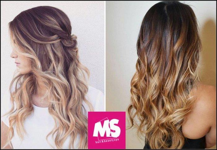 """21€ για τη νέα τεχνική """"Ombre Hair"""", με λούσιμο και φορμάρισμα, για να αποκτήσετε το νέο λουκ διχρωμίας στα μαλλιά!"""