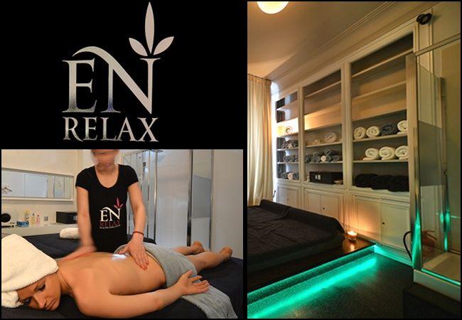 Full body massage + χαμάμ ή σάουνα εικόνα