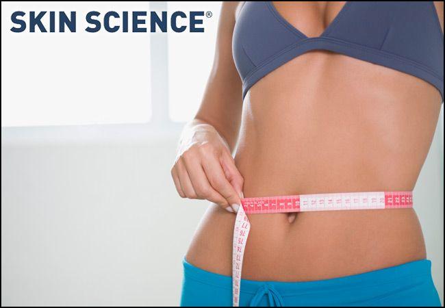 23€ για express αδυνάτισμα 3 έως 6 κιλά σε ένα μήνα με 4 επισκέψεις triple action, στα Skin Science!