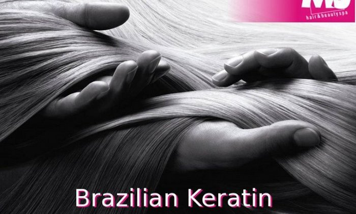 25€ για μια ισιωτική θεραπεία Brazilian Keratin Treatment, για λεία, ίσια, υγιή και λαμπερά μαλλιά διάρκειας έως και 4 μήνες