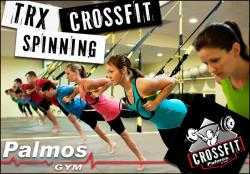 CROSSFIT by Palmos Gym, Αχαρναί