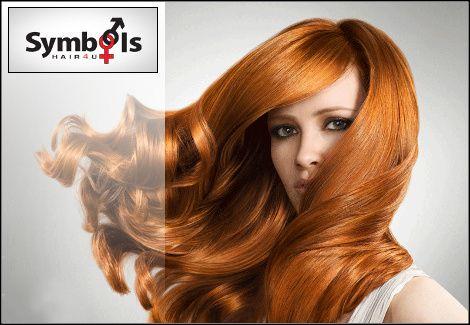 25€για (1) λούσιμο με μασάζ, (1) κούρεμα, (1)βαφήήανταύγειες με ρεφλέγια όλα τα μήκη μαλλιών, (1) μάσκα ενυδάτωσης και (1) χτένισμα απλό ή βραδινό, στο Symbols Hair4U στη Γλυφάδα, αξίας 70€ - έκπτωση 64%