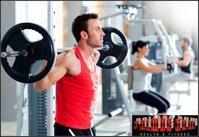 39€για να γυμναστείτε έως το τέλος Αυγούστου (!!!) με ελεύθερη χρήση οργάνων και συμμετοχή σε ομαδικά προγράμματα, από τα γυμναστήρια Palmos Gym σε Κ. Πατήσια, Κέντρο Αθήνας και Αιγάλεω, αξίας 150€ - έκπτωση 74%