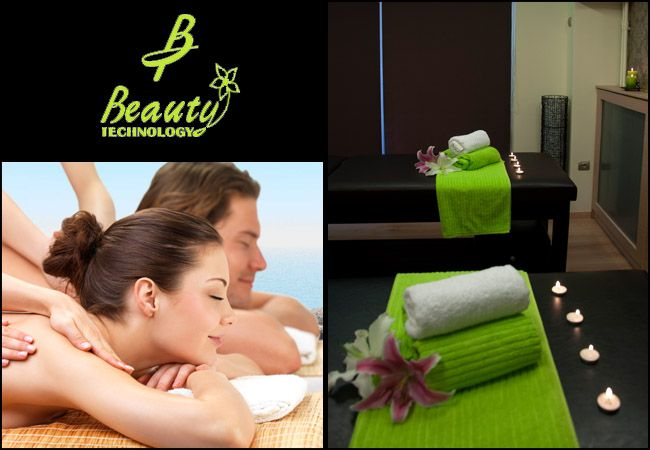 Χαλαρώστε παρέα με το ταίρι σας! 40€για ένα μασάζ με αιθέρια έλαια διάρκειας 60' για ένα ζευγάρι σε κοινό δωμάτιο, από το ολοκαίνουριο Beauty Technology στην Αγία Παρασκευή, αξίας 120€ - έκπτωση 67%