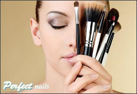 49€για ένα ολοκληρωμένο σεμινάριο Make-Up 15 ωρών σε όλες τις τεχνικές του επαγγελματικού μακιγιάζ, από το πρότυπο κέντρο εκπαίδευσης PERFECT NAILS στην Ηλιούπολη πλησίον μετρό Αγ. Δημητρίου, αξίας 450€ - έκπτωση 89%