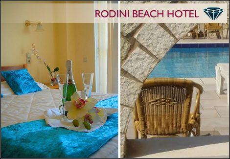 Ψαθόπυργος Αχαΐας:67€για 2 διανυκτερεύσεις 2 ατόμων με πρωινό στο πολυτελές Rodini Beach Hotel στον Ψαθόπυργο Πελοποννήσου, από το Megia Travel, αξίας 150€ - έκπτωση 55%