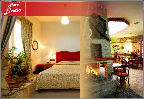 Καρπενήσι:69€για 2 διανυκτερεύσεις 2 ατόμων με πρωινό στο Hotel Elvetia στο Καρπενήσι, από το Megia Travel, αξίας 110€ - έκπτωση 37%