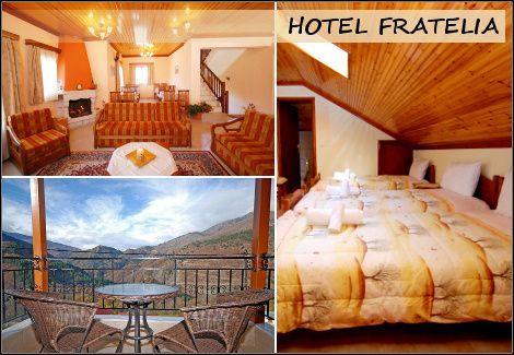 Δίστρατο, Χιονοδρομικό Βασιλίτσας: 69€για 2 διανυκτερεύσεις 2 ατόμων με πρωινό στο Fratelia Hotel στο Δίστρατο Ιωαννίνων, 13 χλμ. από το Χιονοδρομικό Κέντρο Βασιλιτσας, από το Megia Travel, αξίας 130€ - έκπτωση 47%