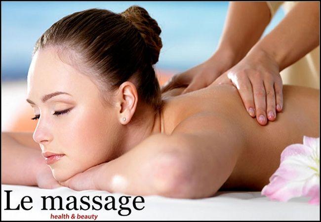 6€για ένα ολόσωμοχαλαρωτικόμασάζ με αιθέρια έλαια διάρκειας 45', από το εξειδικευμένο κέντρο Le Massage στοΕλληνικό, αξίας 30€ - έκπτωση 80% 12€για μασάζ σε ζευγάρι σε κοινό δωμάτιο! εικόνα