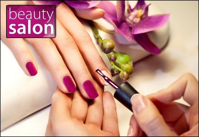 7€ για 1 ημιμόνιμο manicure ή 13€ για 1 ημιμόνιμο pedicure ή 15€ για 1 ημιμόνιμο manicure και 1 απλό pedicure, από το Beauty Salon