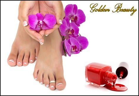 Spa manicure ή pedicure