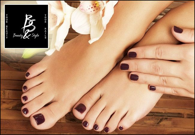 Spa manicure + spa pedicure εικόνα