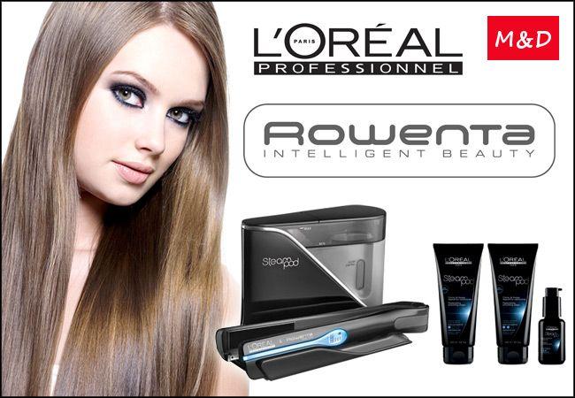9€για 1 ολοκληρωμένη ισιωτική θεραπεία μαλλιών με σίδερο ισιώματος SteamPod, για λεία και λαμπερά μαλλιά, από το κομμωτήριο