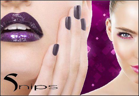 9€για (1) manicure απλό η γαλλικό με ημιμόνιμο βερνίκι διάρκειας 3 εβδομάδων και (1) σχηματισμό φρυδιών, από το Snips Hair Salon στο Περιστέρι, αξίας 35€ - έκπτωση 74%