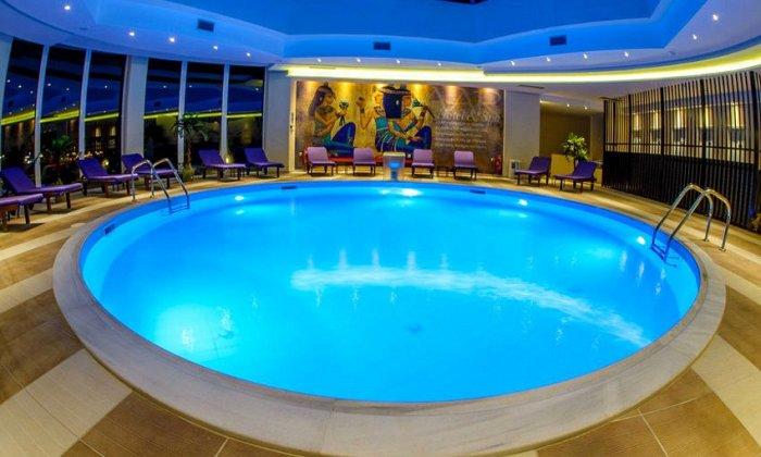 Προσφορά από 57€ ανά διανυκτέρευση με πρωινό για 2 ενήλικες και 1 παιδί έως 6 ετών στο 4* Aar Hotel & Spa εικόνα
