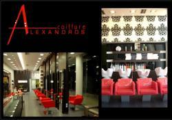 Alexandros Coiffure Hair Specialist, Νέο Ηράκλειο