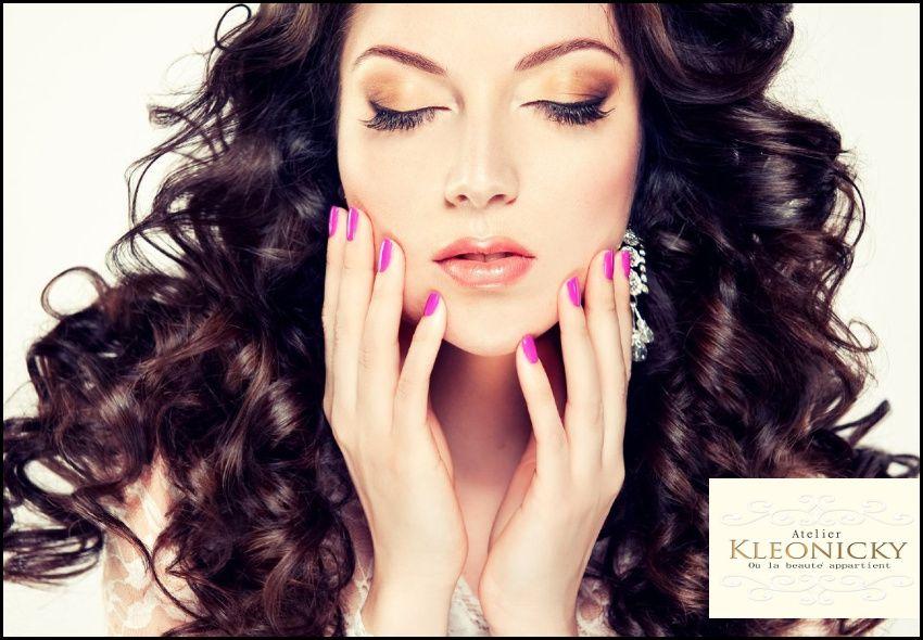 12€ για (1) πλήρες manicure (απλό ή γαλλικό) και(1) χτένισμα, από το ολοκαίνουργιο