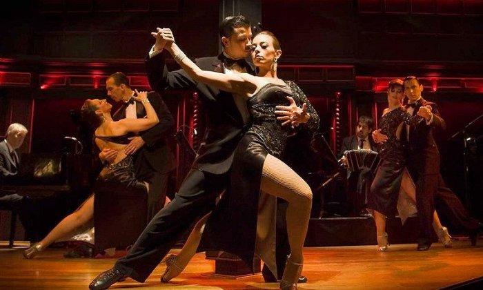 35€ για 2 μήνες απεριόριστα μαθήματα χορών της επιλογής σας από Argentine Tango, Latin, Ευρωπαϊκούς, Oriental, International Latin, κ.ά εικόνα