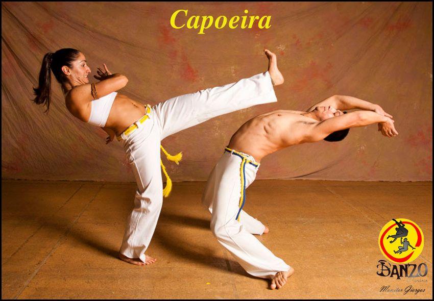 19€ για 1 μήνα μαθήματα Capoeira, ένας συνδυασμός χορού, πολεμικής τέχνης, παιχνιδιού, ακροβασίας, φιλοσοφίας και άθλησης, από την σχολή Banzo de Senzala στο Μοναστηράκι, αξίας 40€ - έκπτωση 53% εικόνα