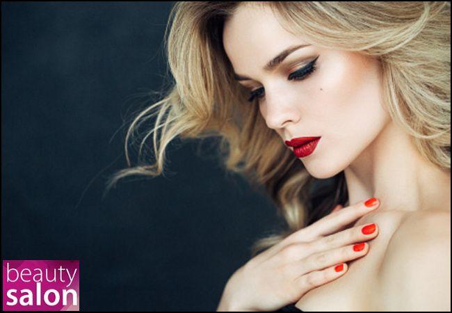 19€ για (1) χτένισμα, (1) κούρεμα και (1) ημιμόνιμο manicure (απλό ή γαλλικό), από το Beauty Salon στο Χαλάνδρι, αξίας 45€ - έκπτωση 58% εικόνα